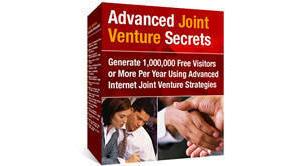 Advanced Joint Venture Secrets Video Series