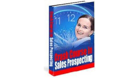 Crash Course In Sales Prospecting