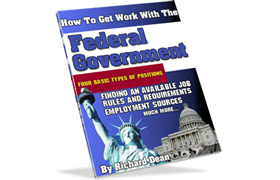 How To Get Work In The Federal Goverment