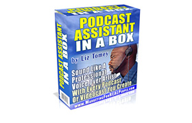 Podcast Assistant In A Box