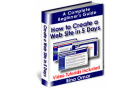 Create Your Own Website in 5 Days