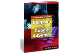 Getting Started With Blogging And Google Adsense