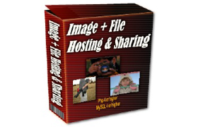 Image + File Hosting and Sharing Script
