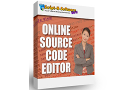 Online Source Code Editor