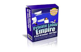 Private Label Empire – A Year of Content
