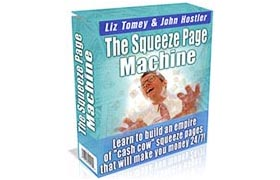 The Squeeze Page Machine