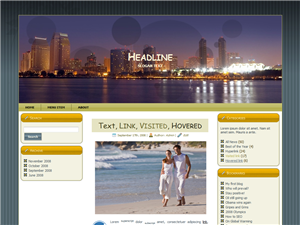 City Dewllings WP Theme