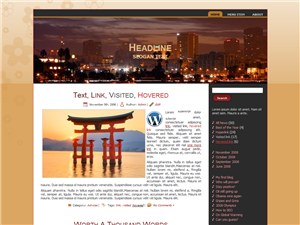 City View WP Theme