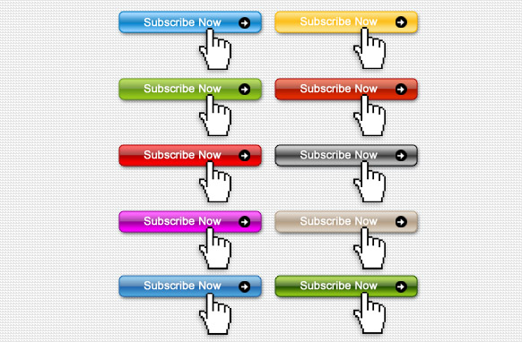 Subscribe Now Buttons Edition 2 PSD
