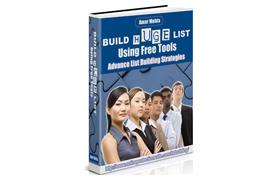 Build Huge List Using Free Tools