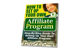 How To Set Up Your Own Affiliate Program