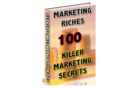 Marketing Riches