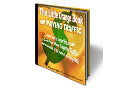 The Little Orange Book to Getting Traffic