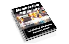 Membership Millionaire Install Manual