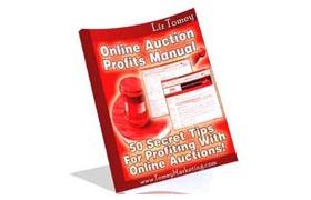 Online Auction Profits Manual