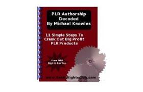 PLR Authorship Decoded