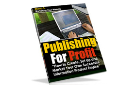 Publishing For Profit v3
