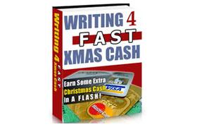 Writing 4 Fast Christmas Cash