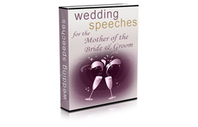 Wedding Speeches for the Mother of the Bride