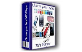 Choose Your Next MP3 Player