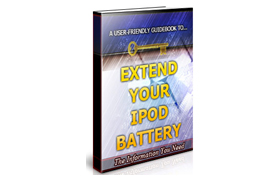 Extend Your iPod Battery