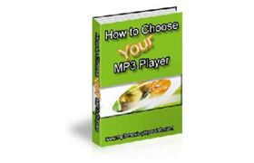 How To Choose Your MP3 Player
