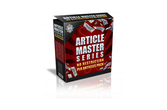 Article Master Series V15