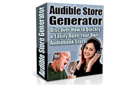 Audible Store Generator