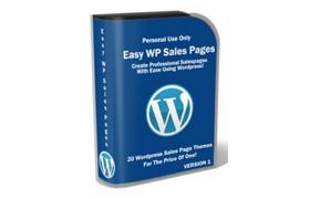 Easy WP Salespages v2