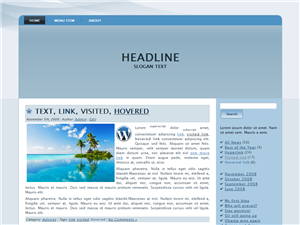 Travel Aboard WP Theme