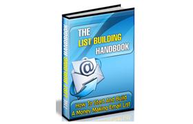 The List Building Handbook