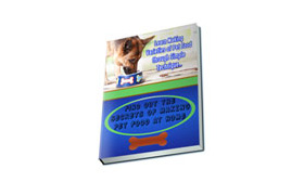 Find Out The Secrets Of Making Pet Food At Home