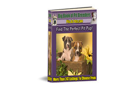 The BIG Book of Pit Bull Breeders