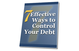 7 Effective Ways To Control Your Debt
