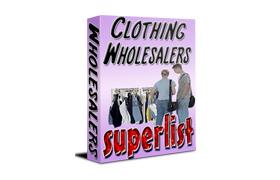 Clothing Wholesalers Superlist