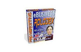 eBusiness Rolodex