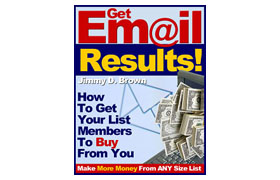 Get Email Results