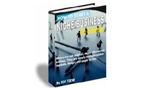 How To Start A Niche Business