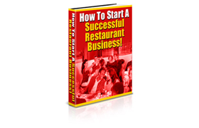 How To Start A Successful Resturant Business