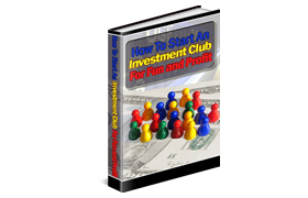How To Start An Investment Club For Fun and Profit