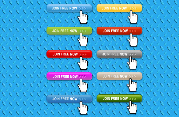Join Free Now Buttons PSD