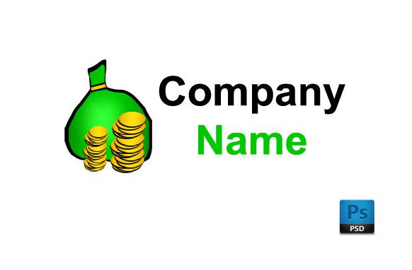Money Logo PSD Project Edition 5