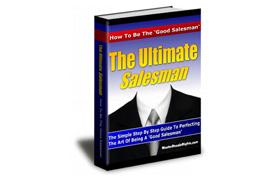 The Ultimate Salesman