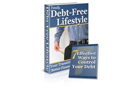 Totally Debt Free Lifestyle Twin Set