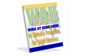 WAH Website Promotion For Small Business