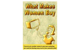 What Make Women Buy