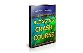 Blogging Crash Course