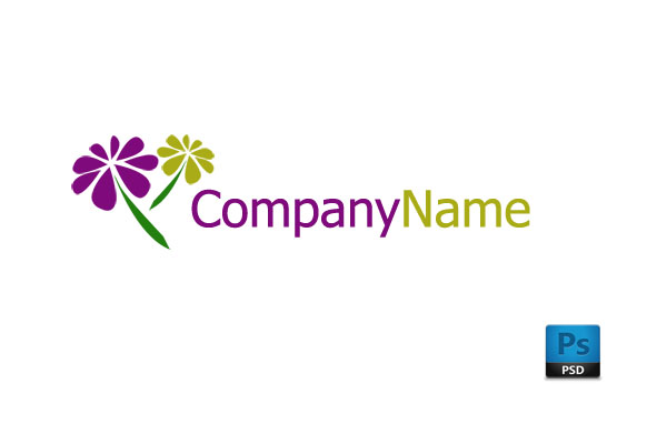 Nature Logo PSD Project Edition 13