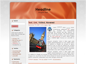 Different Day WP Theme
