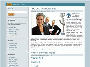Elegent Business WP Theme